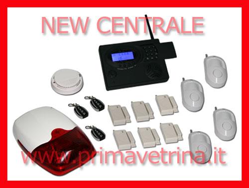 Antifurti wireless tutte le offerte cascare a fagiolo - Antifurti per casa wireless ...