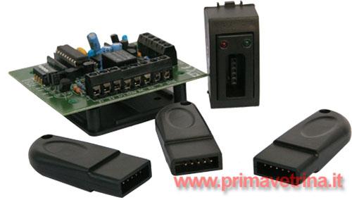 Chiave elettronica digitale per allarmi casa kit - Antifurti per casa ...