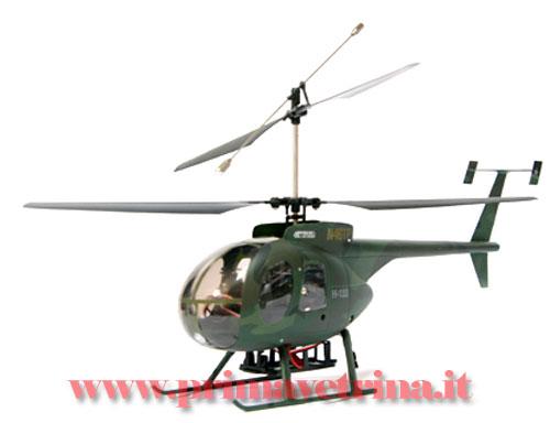 Elicottero 500 : Elicottero md rc big lama batteria lipo radio ghz