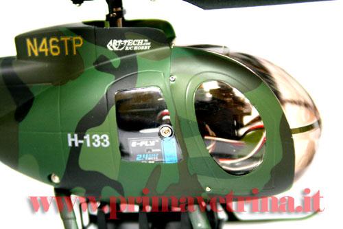 Elicottero 500 Rc : Elicottero md rc big lama batteria lipo radio ghz