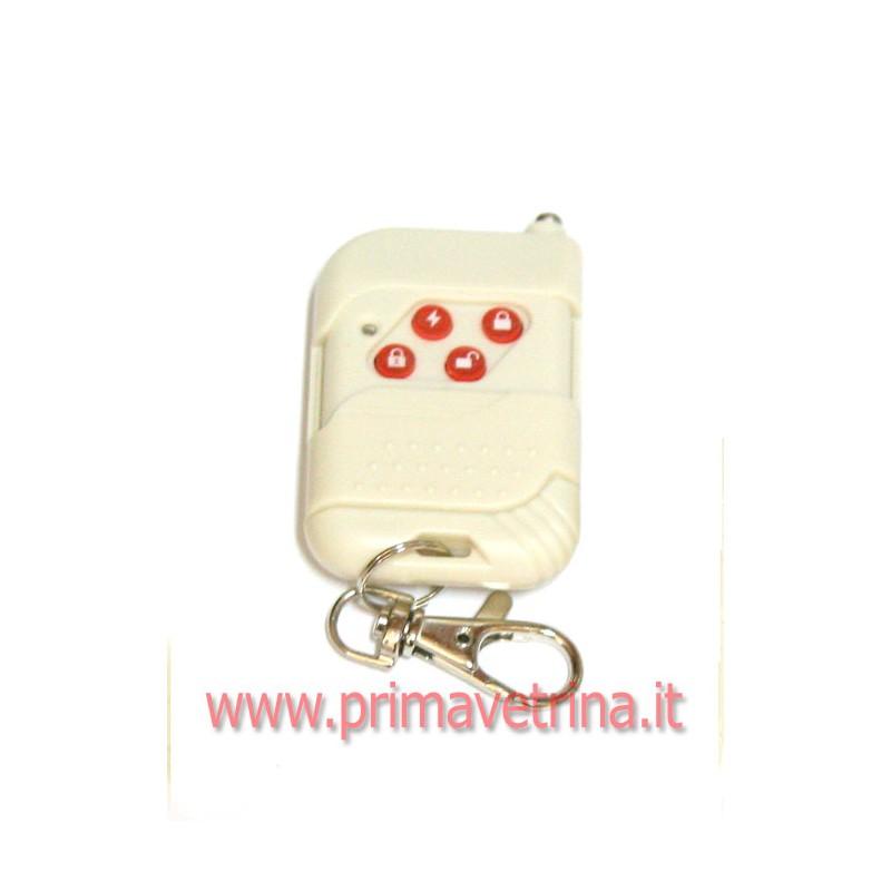 Telecomando wireless per allarme casa senza fili 2800 - Allarme per casa senza fili ...