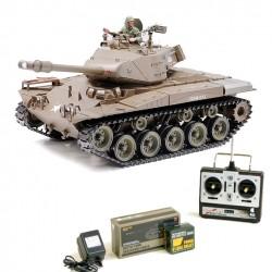 Carro armato U.S.M41A3  radiocomandato rc scala 1/16