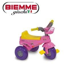 TRICICLO BIMBA BINGO GIRL BIEMME