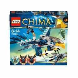 COSTRUZIONI LEGO CHIMA 70003 - L INTERCETTATORE REALE DI ERIS