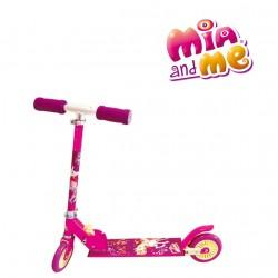 Monopattino Mia and Me altezza regolabile fino a 70cm