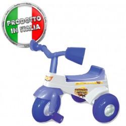 TRICICLO BIMBO BINGO BOY UNOGIOCHI PRODOTTO IN ITALIA
