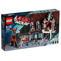 Lego Movie 70809 Il Covo Malefico Di Lord Business 738 pezzi