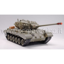 CARRO ARMATO SNOW LEOPARD M26 USA 1:16 - SOFT AIR - FUMO LUCI EF