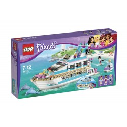 Lego Friends 41015  Yacht barca