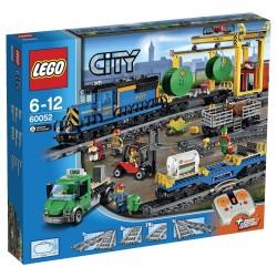 Lego City Trains 60052 -Treno Merci