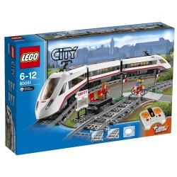 Lego City Trains 60051 Treno Passeggeri Alta Velocità