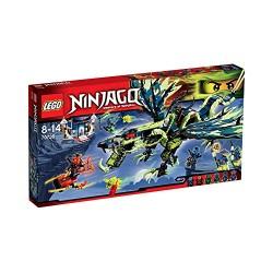 Lego Ninjago 70736  L'Attacco del Dragone Moro