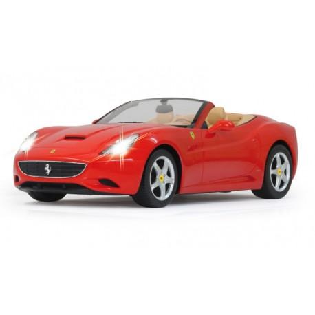 Ferrari California Cabrio radiocomandata rc elettrica scala 1:12 riprodotta su licenza