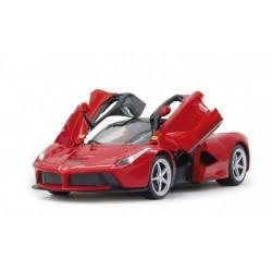 Ferrari Laferrari radiocomandata rc elettrica scala 1:14 riproduzione su licenza ufficiale