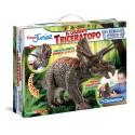 Focus Junior dinosauro Il Grande Triceratopo