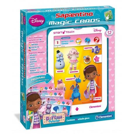 Tablet Dottore Peluche Sapientino Magic Cards Gioco Elettronico