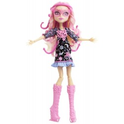 Bambola Monster High Viperine Gorgon versione Look Fashion da 29 cm