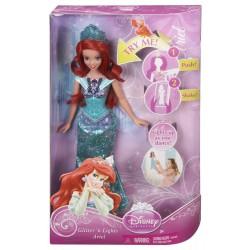 Ariel Principessa  Magia di Luci alta 30 cm