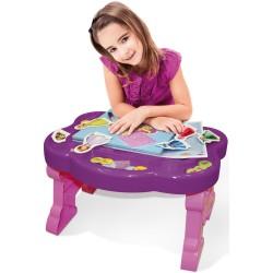 Tavolino Creativo Sofia la principessa con accessori