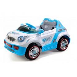 Auto elettrica bimbi cavalcabile con radiocomando