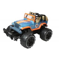 Auto Jeep Wrangler nikko radiocomandata rc elettrica scala 1:18