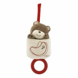 Chicco carillon dolcenanna orsetto in morbido tessuto