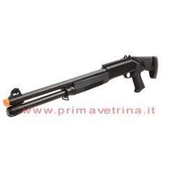 FUCILE DA CACCIA M56DL A POMPA STILE BENELLI M3 SOFT AIR