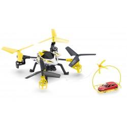 Drone ultradrone x19 radiocomandato rc elettrico scara missili
