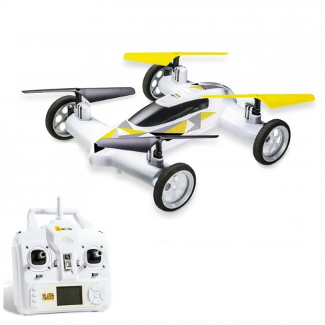 Ultradrone quadricottero drone XW18.0 Flying Car radiocomandato rc