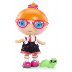 Lalaloopsy Littles Specs Reads a Lot bambola da 20cm