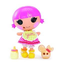 Lalaloopsy Littles Sprinkle Spice Cookie bambola da 20cm