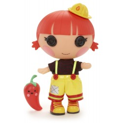 Lalaloopsy Littles Fiery Red Flame Red bambola da 20cm