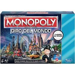 Monopoly Hasbro Giro del Mondo