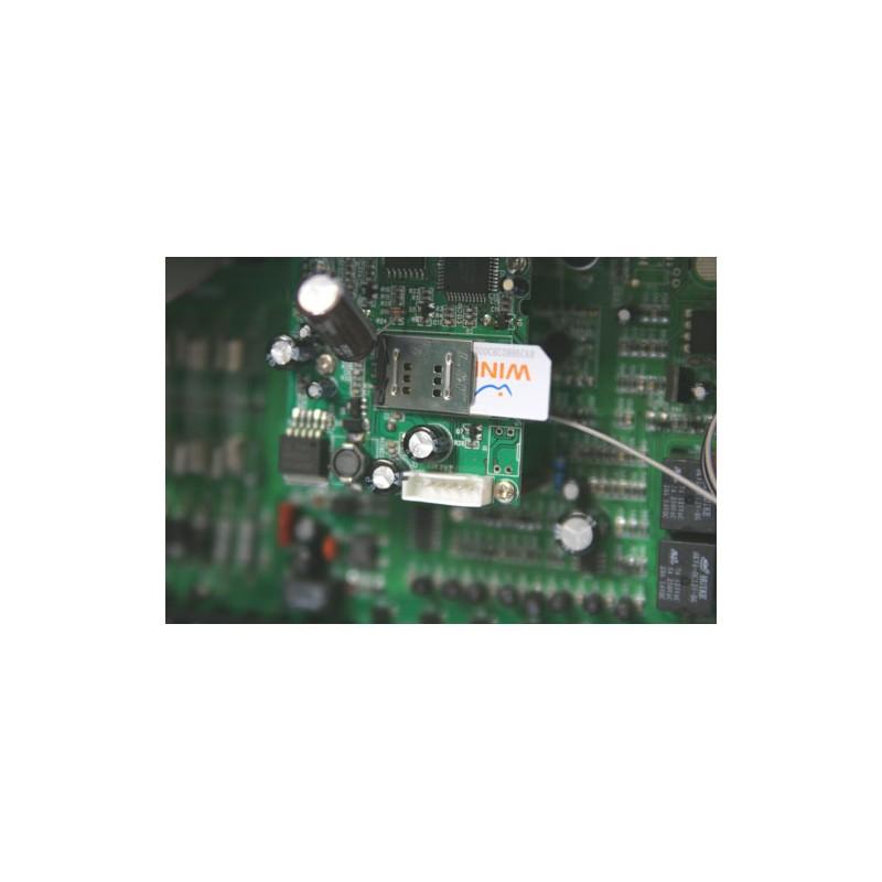 Antifurti casa senza fili professionali - Antifurti per casa wireless ...