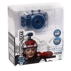 Extreme Cam fotocamera macchina fotografica con accessori Giochi Preziosi
