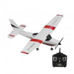 Aereo radiocomandato rc elettrico Cessna 182 radio 2.4 ghz