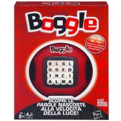 Hasbro - Boggle gioco di abilità e velocità mentale