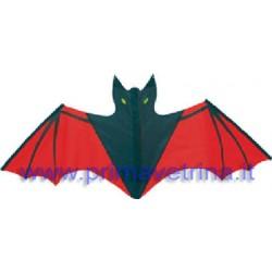 AQUILONE MONOFILO BAT RED DELLA HQ 100034 110x47 CM.