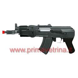FUCILE MITRAGLIATORE ELETTRICO AK 47 CORTO FULL METAL 400 COLPI