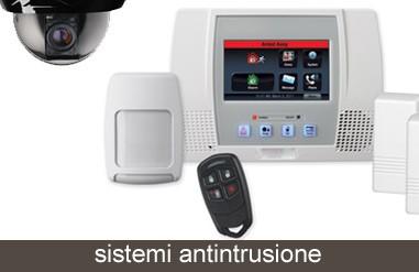Sistemi Antifurto e Video sorveglianza
