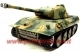 CARRO ARMATO RC GERMAN PANTHER 1:16 SPARA PALLINI